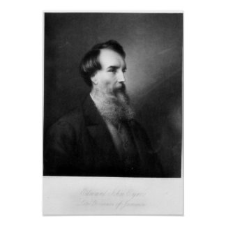 Edward John Eyre Poster