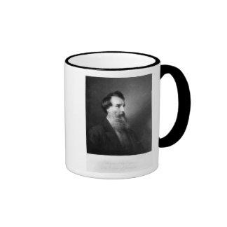 Edward John Eyre Ringer Mug