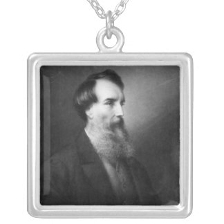 Edward John Eyre Silver Plated Necklace