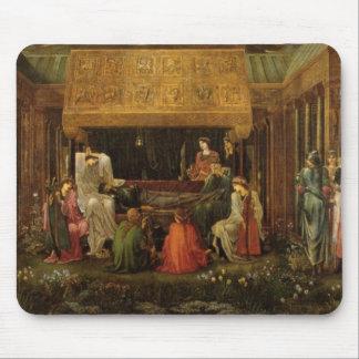 Edward Jones - Death of King Arthur Mouse Pads