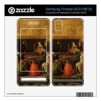 Edward Jones - Death of King Arthur Skins For Samsung Finesse