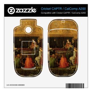 Edward Jones - Death of King Arthur Decals For Cricket CAPTR