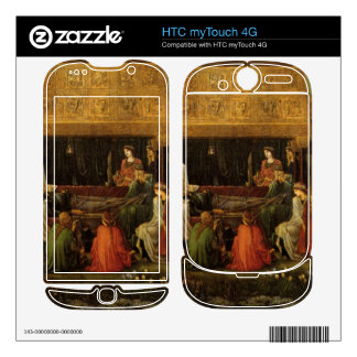 Edward Jones - Death of King Arthur Skins For HTC myTouch 4G