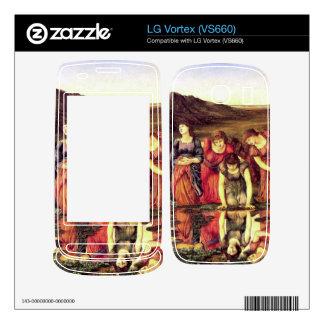 Edward Jones - The mirror of Venus Skin For The LG Vortex