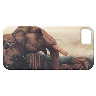 Edward Julius Detmold Elephant iPhone 5 Covers