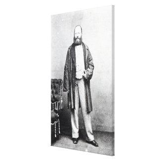 Edward Lear Impresión En Lona Estirada