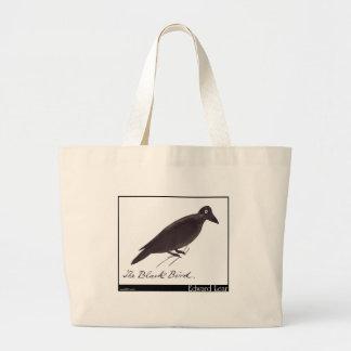 Edward Lear's Black Bird Bag