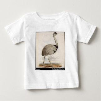 Edward Lear's Emu Baby T-Shirt