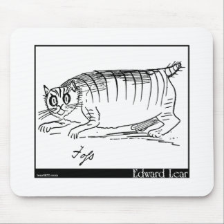 Edward Lear's Foss Mouse Pad