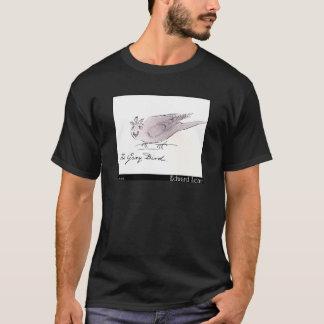 Edward Lear's Gray Bird T-Shirt