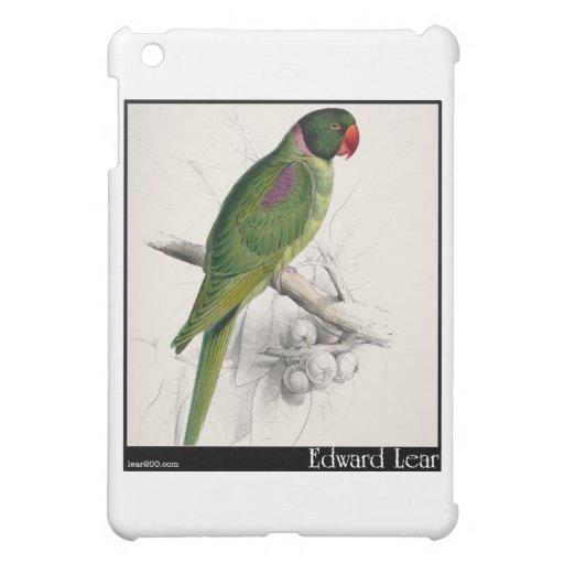 Edward Lear's Hooded Parakeet Case For The iPad Mini