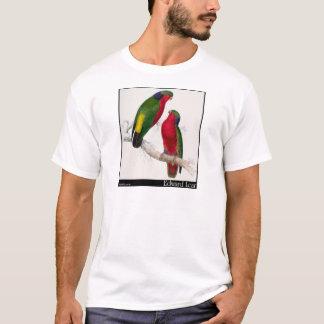 Edward Lear's Kuhl's Parakeet T-Shirt