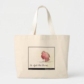 Edward Lear's Light Red Bird Bags