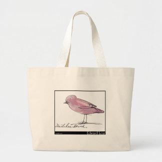 Edward Lear's Lilac Bird Bag