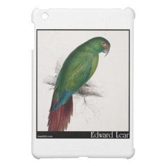 Edward Lear's Long-Billed Parakeet-Macaw iPad Mini Case