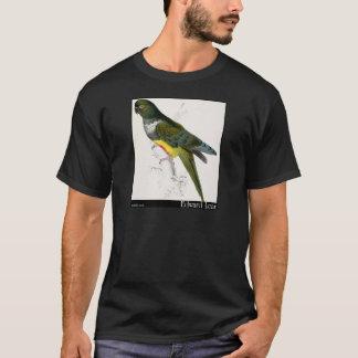 Edward Lear's Patagonian Parakeet-Macaw T-Shirt