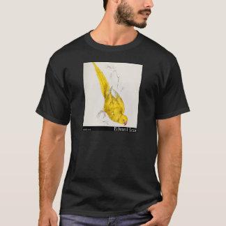 Edward Lear's Rose-Ringed Parakeet T-Shirt