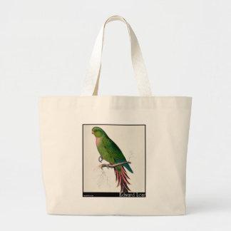 Edward Lear's Roseate Parakeet Bag