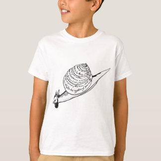 Edward Lear's Snail Mail T-Shirt