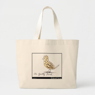Edward Lear's Spotty Bird Bags