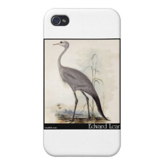 Edward Lear's Stanley Crane Covers For iPhone 4