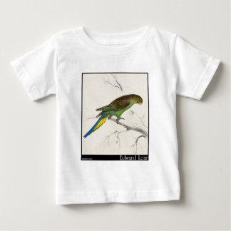 Edward Lear's Undulated Parakeet Baby T-Shirt