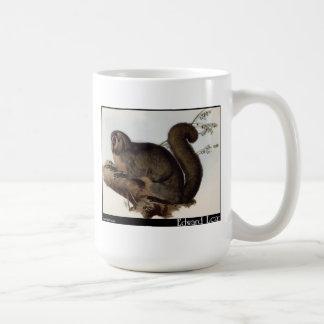 Edward Lear's Whiskered Yarke Coffee Mugs