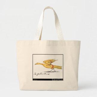 Edward Lear's Yellow Bird Bags