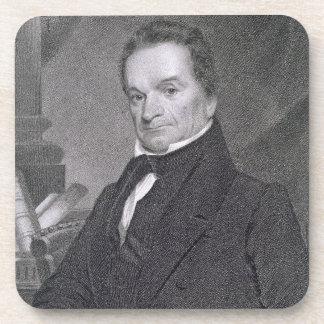 Edward Livingston, grabado por Edward Wellmore (la Posavasos De Bebidas