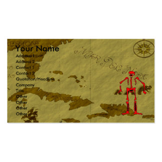 Edward Low Map #15 Double-Sided Standard Business Cards (Pack Of 100)
