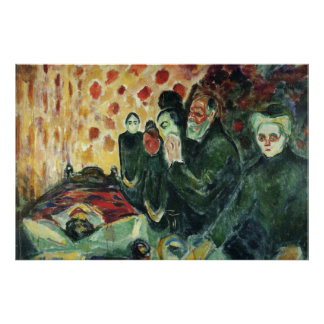 Edward masca la pintura del arte impresiones