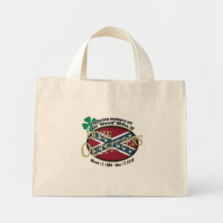 Edward McGee Dixie Outfitters memorial tote Canvas Bags