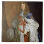 Edward Montagu, 1r conde del bocadillo, c.1660-65  Azulejo Ceramica