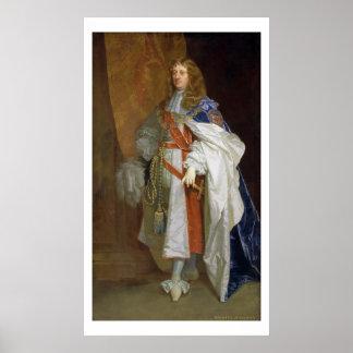 Edward Montagu, 1r conde del bocadillo, c.1660-65  Impresiones