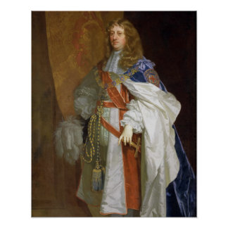 Edward Montagu, 1r conde del bocadillo, c.1660-65  Posters