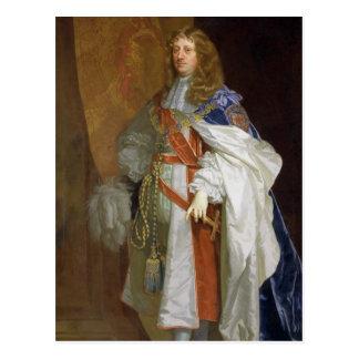 Edward Montagu, 1r conde del bocadillo, c.1660-65 Postal