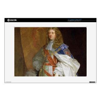 "Edward Montagu, 1st Earl of Sandwich, c.1660-65 (o 15"" Laptop Decal"