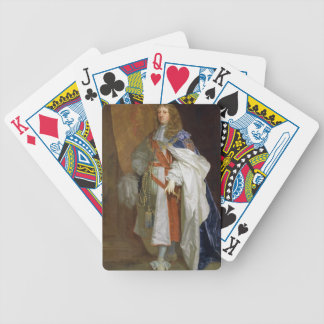 Edward Montagu, 1st Earl of Sandwich, c.1660-65 (o Bicycle Playing Cards
