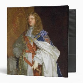 Edward Montagu, 1st Earl of Sandwich, c.1660-65 (o Binder