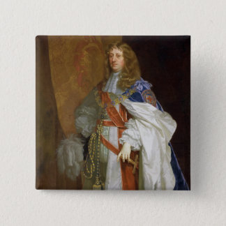 Edward Montagu, 1st Earl of Sandwich, c.1660-65 (o Pinback Button