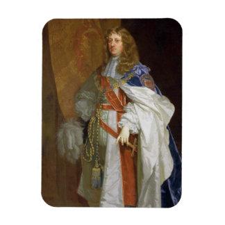 Edward Montagu, 1st Earl of Sandwich, c.1660-65 (o Rectangular Photo Magnet