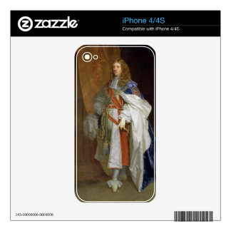 Edward Montagu, 1st Earl of Sandwich, c.1660-65 (o Decals For iPhone 4S