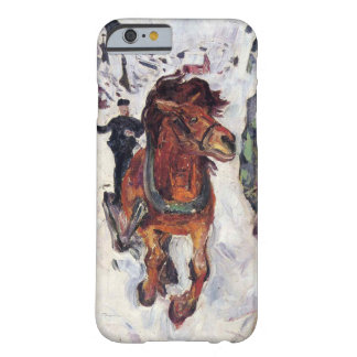 Edward Munch Art Painting Barely There iPhone 6 Case