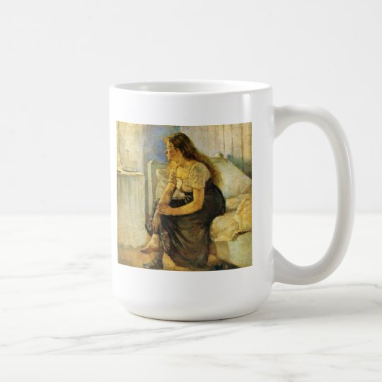 Edward Munch Art Painting Coffee Mug