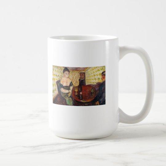 Edward Munch Art Painting Coffee Mug