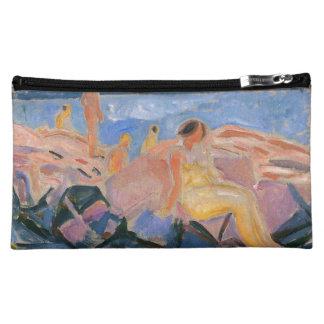 Edward Munch Art Painting Cosmetic Bag