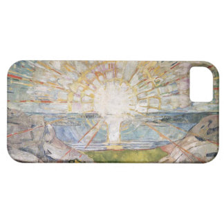 Edward Munch Art Painting iPhone SE/5/5s Case