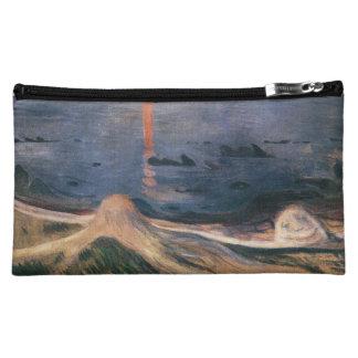 Edward Munch Art Painting Makeup Bag