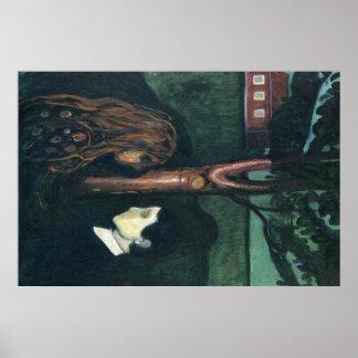 Edward Munch Art Painting Poster