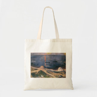 Edward Munch Art Painting Tote Bag